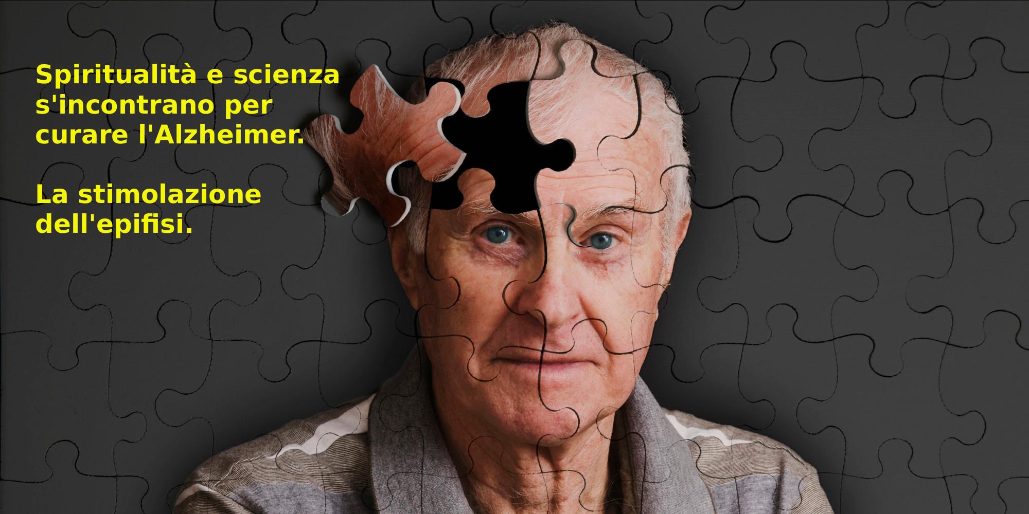 Scienza e spiritualità: incontro per l'alzheimer ESCAPE='HTML'