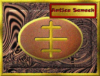 Antica Samech ESCAPE='HTML'
