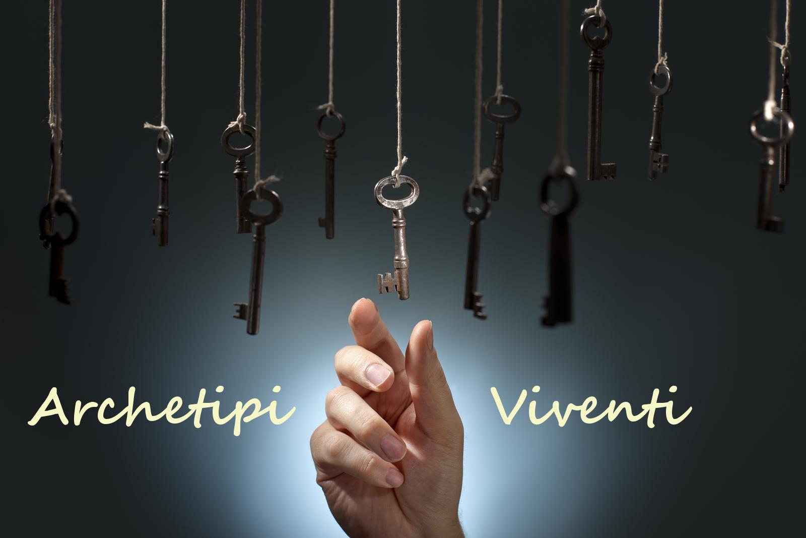 Archetipi Viventi ESCAPE='HTML'