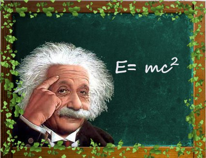 Einstein ESCAPE='HTML'