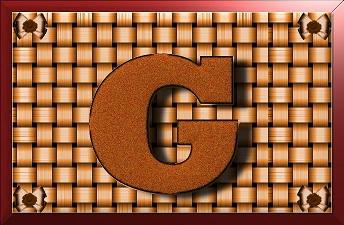 Lettera G ESCAPE='HTML'