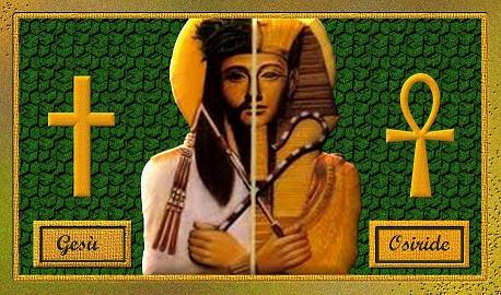 Gesù ed Osiride ESCAPE='HTML'