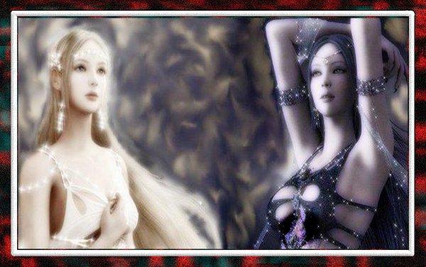 Gli Angeli della Luce e gli  Angeli dell'Oscurità: oltre la dualità ESCAPE='HTML'
