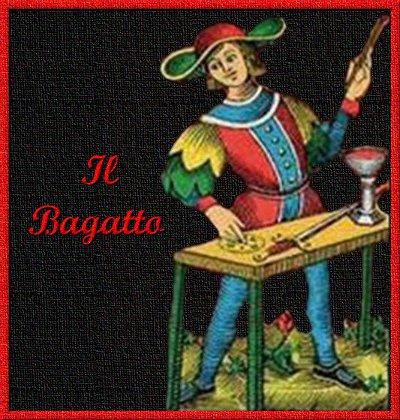 Il Bagatto Tarocchi ESCAPE='HTML'