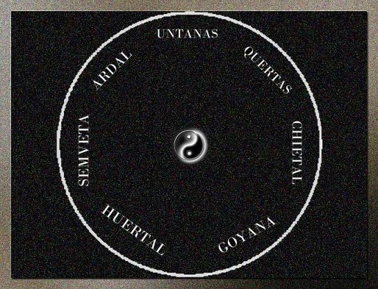I Nove Signori deio Cicli ESCAPE='HTML'