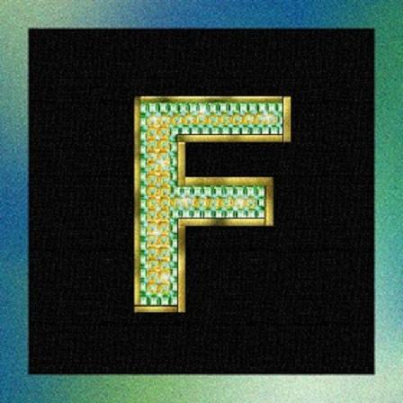 Lettera F ESCAPE='HTML'