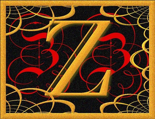 Lettera Z ESCAPE='HTML'