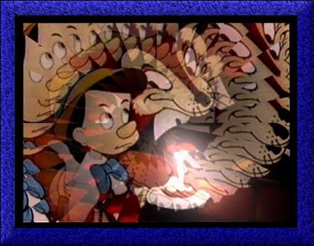 Pinocchio e la volpe ESCAPE='HTML'