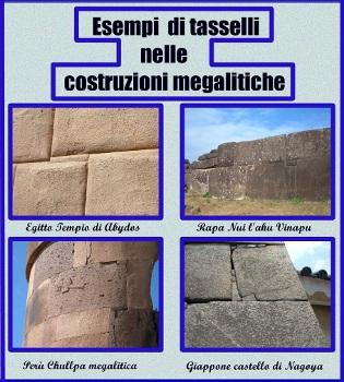 Devana ed i tasselli nei megaliti ESCAPE='HTML'