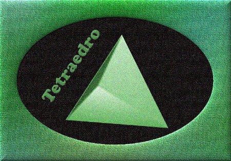 Tetraedro ESCAPE='HTML'